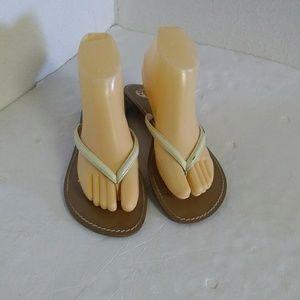 Tory Burch Strap Sandals.
